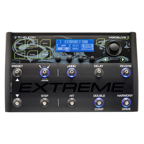 [TC Helicon] Voicelive 3 Extreme / 이펙터