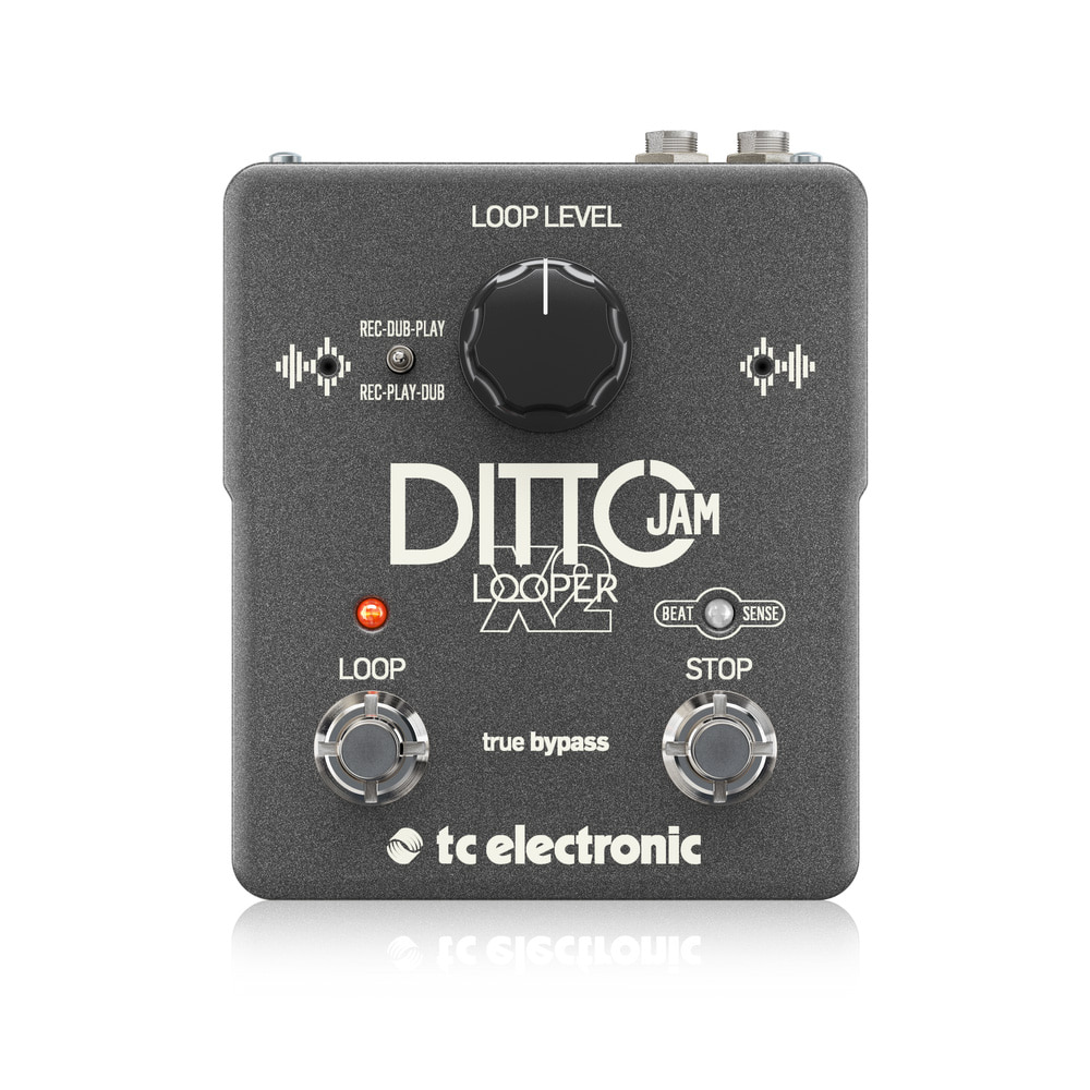 [TC Electronic] Ditto Jam X2 Looper 이펙터