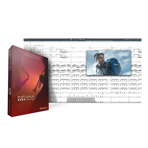 NOTION 6 ARTIST BUNDLE