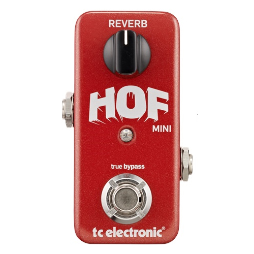 [TC Electronic] HOF Mini Reverb / 기타 이펙터
