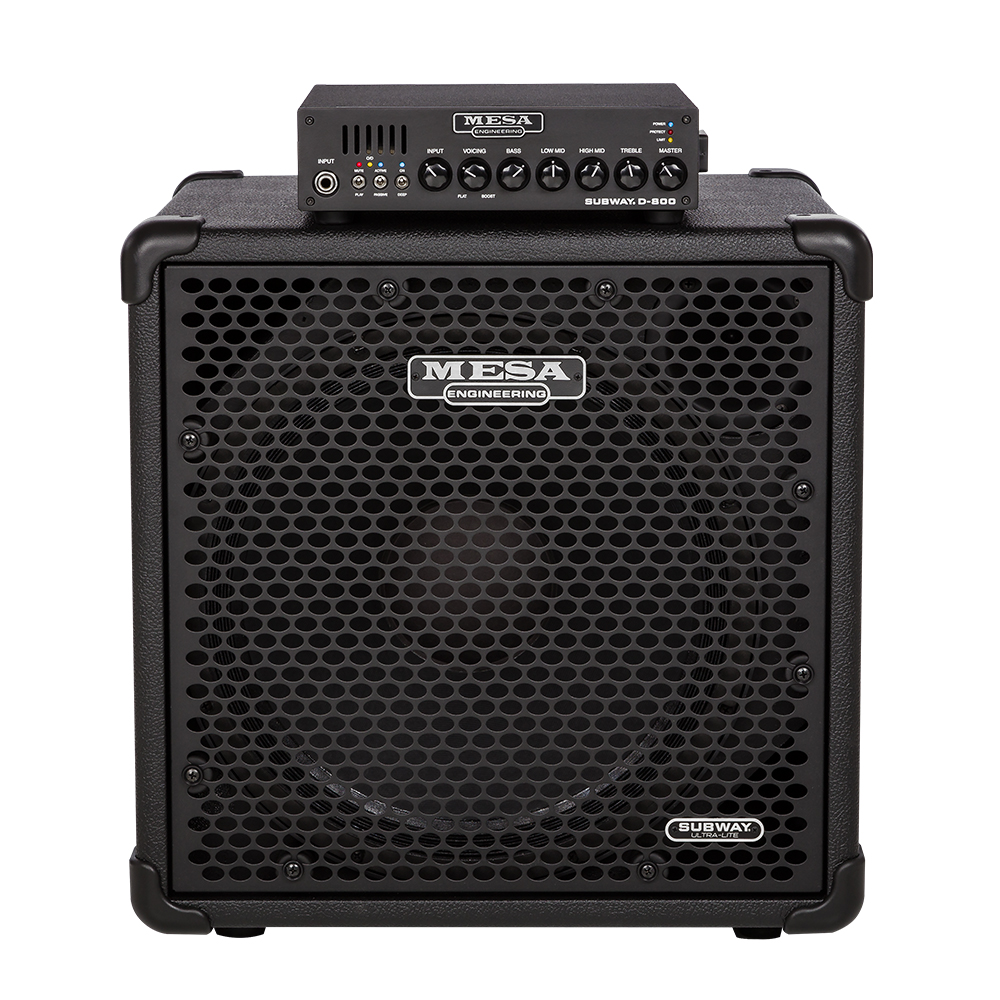 [MESA BOOGIE] Subway D-800 Head / 베이스 기타 앰프