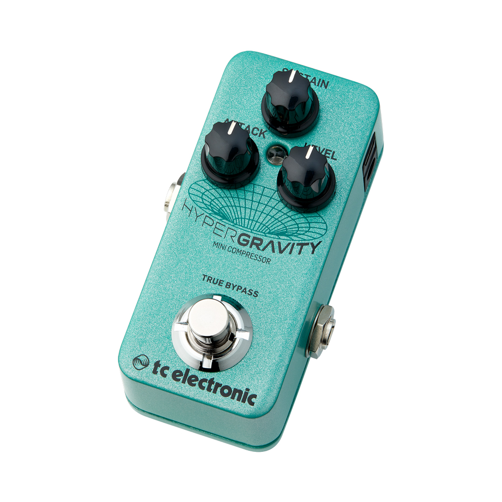 [TC Electronic] Hyper Gravity Mini Compressor / 기타 이펙터
