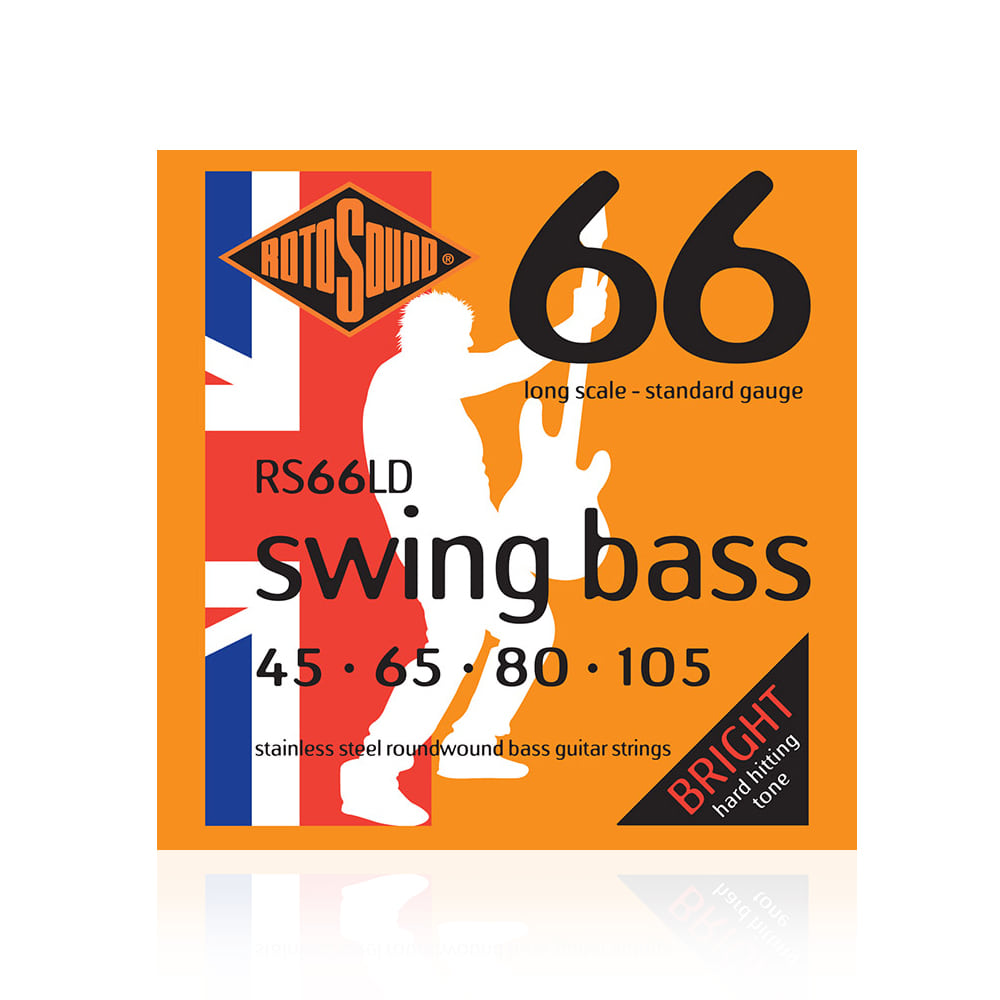 [ROTOSOUND] Swing Bass 66 Series 베이스 기타 스트링