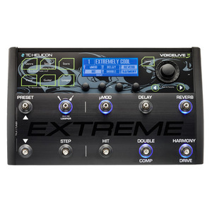 [TC Helicon] Voicelive 3 Extreme 이펙터