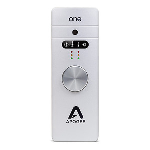 [APOGEE] One for Mac&Windows (Silver) 오디오 인터페이스