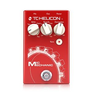 [TC Helicon] Mic Mechanic 2 / 이펙터