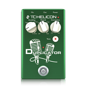 [TC Helicon] Duplicator / 이펙터