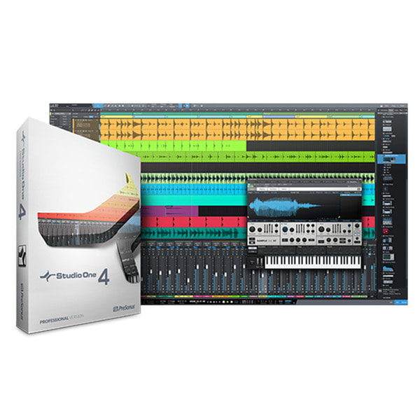 [PRESONUS] Studio One 4 Professional Upgrade (Ducer all→)