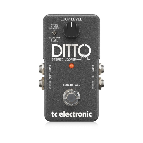 [TC Electronic] Ditto Stereo Looper 루퍼 페달