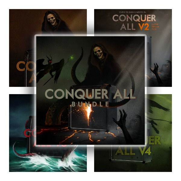 [JST] Conquer All Bundle 케비닛 IR